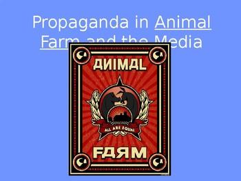 Animal Farm and the media