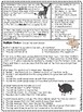 Animal Farm by George Orwell Chapter 3 Reading Comprehension Questions