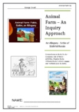 Animal Farm by George Orwell: Complete Unit of Work & Workbook
