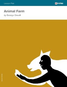 Animal Farm eNotes Lesson Plan