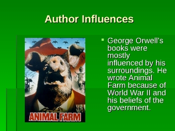 Animal Farm introduction