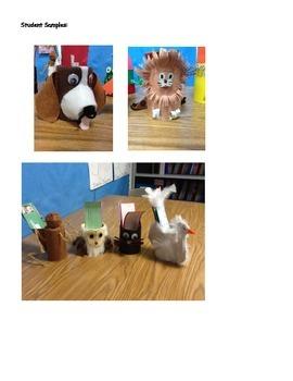 Animal Fiction Book Report