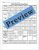 Animal Field Guide Folder Project