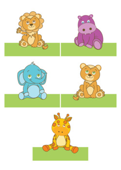Animal Finger Puppets Printables