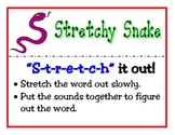 Animal Fix-up/Decoding Strategies Posters