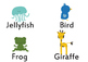 Animal Flashcards