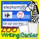Animal Flashcards/Theme Poster/Vocabulary Cards