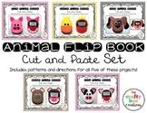 Animal Flip Book Craft Bundle