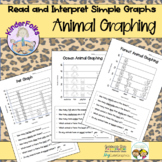 Animal Graphing- Read and Interpret Simple Graphs