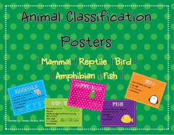 Animal Group Classification