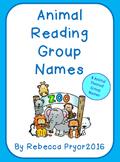Animal Group Organisation