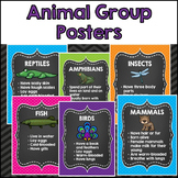 Animal Group Posters