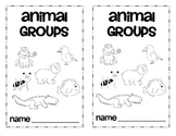 Animal Groups Animal Classification Emergent Reader