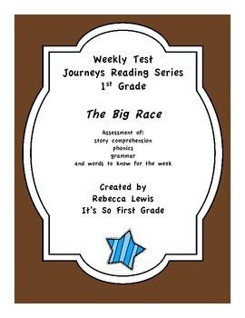 Animal Groups Assessment for Journeys Reading Series