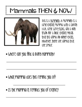 Animal Groups - Science - Common Core Aligned - 2.IOS