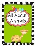Animal Groups Unit