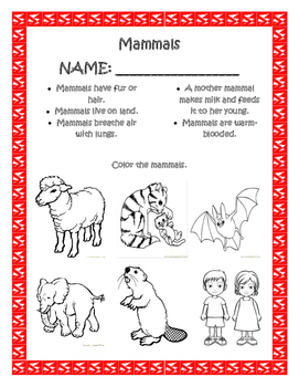 Animal Grow and Change Common Core Science Unit for Second Grade