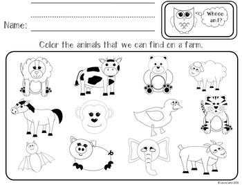 Descriptive Language Animal Guessing Game