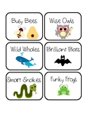 Animal Guided Group Labels