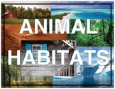 Animal Habitat Book/Signs