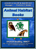 Animal Habitat Books