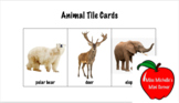 Animal Habitat Matching Game
