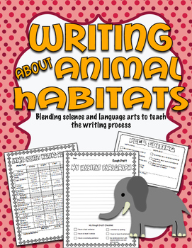 Animal Habitat Paragraph Writing