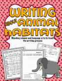 Animal Habitat Paragraph Writing