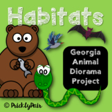 Georgia Animal Habitat Project