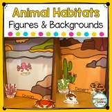 Animal Habitat Project Figures