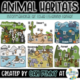 Animal Habitat QR Codes