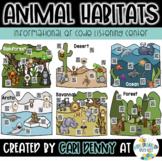 Animal Habitat QR Codes
