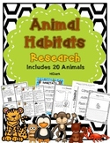 Animal Habitat Research