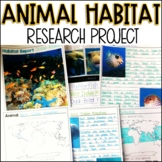 Animal Habitat Research Report
