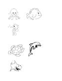Animal Habitat Sorting Activity Pictures