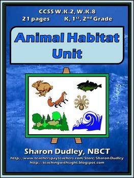 Animal Habitat Unit