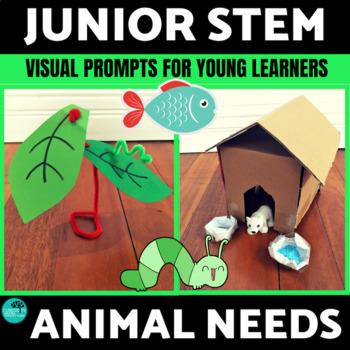 Animal Habitat and Needs STEM activities