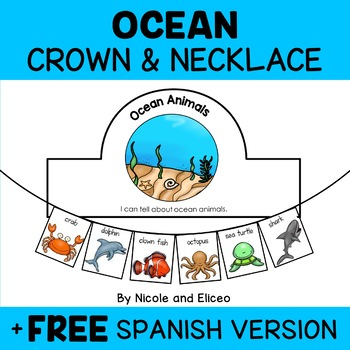 Crowns and Necklaces - Animal Habitat Activities