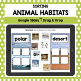 Animal Habitats: A Google Slides Sorting Activity