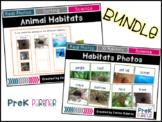 Animal Habitats {{BUNDLE }}