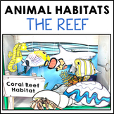 Animal Habitats The Reef Biome