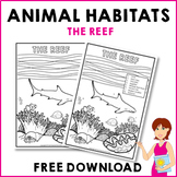 Animal Habitats The Reef FREE DOWNLOAD
