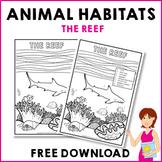 Animal Habitats The Reef FREE DOWNLOAD
