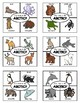 Animal Habitats: Who Lives In/Who Doesn't Live in Grids