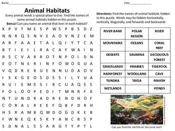 Science animal homework help