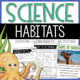 Animal Habitats and Biomes: Activities and Worksheets