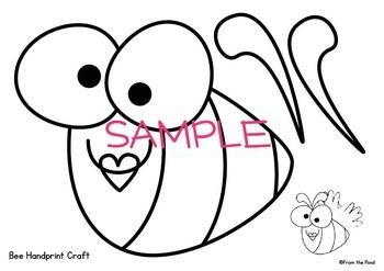 Animal Handprint Craftivities