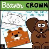 Animal Hat - Animal Crown - Beaver Hat