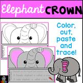 Animal Hat - Animal Crown - Elephant Hat