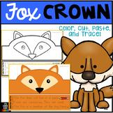 Animal Hat - Animal Crown - Fox Hat
